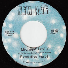 Executive Force - Midnight Lovin' / You're The Type Of Girl