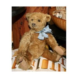Steiff - Antique Blond Bear♡