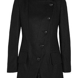 Vivienne Westwood Anglomania - State wool-blend felt coat
