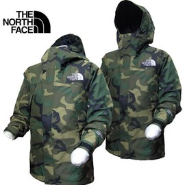 THE NORTH FACE - Mountain Jacket / CF