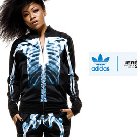 adidas - Jeremy Scott X-Ray Track Suit
