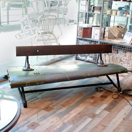 "journal standard Furniture - Airplane""BENCH"""
