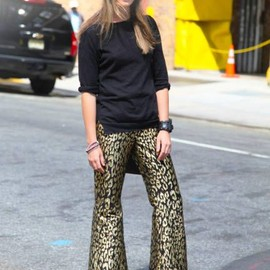 leopard style
