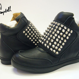 JEFFREY CAMPBELL - PRISM-STD SHOES Black