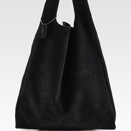 MM6 - Suede Shopper