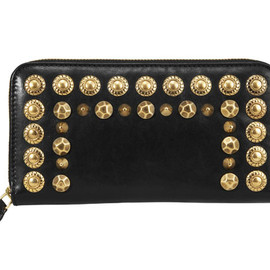 Givenchy by Riccardo Tisci - 「Givenchy by Riccardo Tisci」 2012 SPRING&SUMMER JAPAN EXCLUSIVE REVIVAL FROM 2010 COLLECTION: MORROCAN STUDS SERIES:Long Wallet