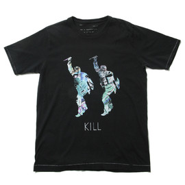 NADA. - Kill&Walk Tee #Black