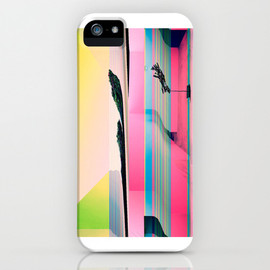 Distorted Reality iPhone Case