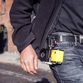The Spider Holster Keeps Your Camera Right By Your Side