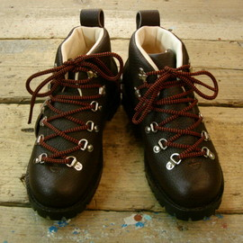 Crary shoes - MOUNTAIN TRAIL BOOTS