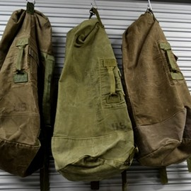 US Army - Two Strap Duffel Bag