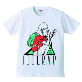 lyrical school - IDOLRAP TEE 2 summer NEWCOLOR