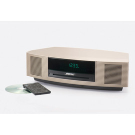 BOSE - Wave music system III (Pearl Gold)