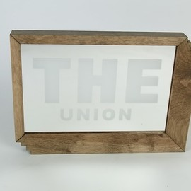 "THE UNION / THE COLOR - ""THE WOOOD MILLER"""