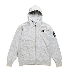 THE NORTH FACE - Square Logo FullZip-Z