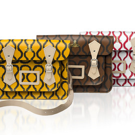 Cambridge Satchel Company, Vivienne Westwood - Cambridge Satchel x Vivienne Westwood