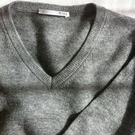 n100 - Extra Fine Cashmere knit