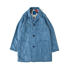 visvim - I.C.T  ENGINEER COAT