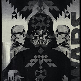 PENDLETON, STAR WARS - Empire Strikes Back Blanket