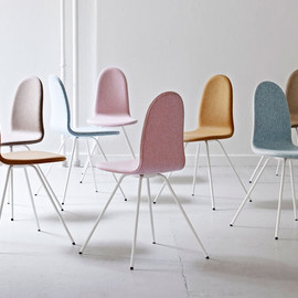 Arne Jacobsen - tongue chair re-issued by HOWE