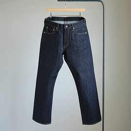 COMME des GARCONS HOMME - 5 Pocket Straight Denim Pants #indigo