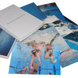Ryan McGinley - Olympic Swimmers Postcard Set, 16 Postcards