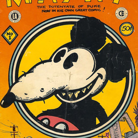 Robert Armstrong - Mikey Rat Comics #1