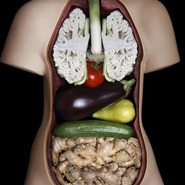 IVU - AD   Vegetables are all your body needs