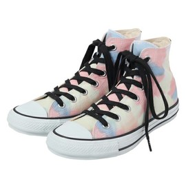 X-girl - CONVERSE CANVAS ALL STAR HI TIE DYE