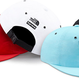 Supreme, THE NORTH FACE - Steep Tech 6-Panel