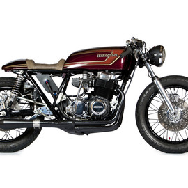 honda - CB750 by Kott Motorcycles