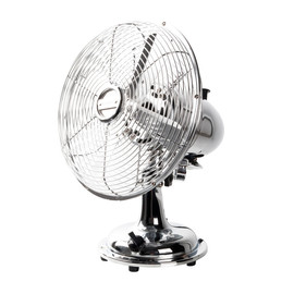Zuiver - Desk Fan Chrome