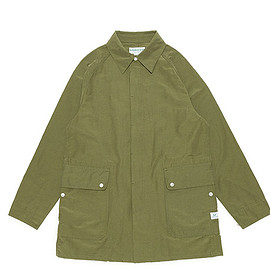 SASSAFRAS - Fall Leaf Coat-60/40-Olive