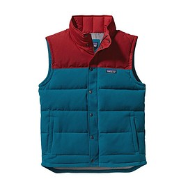 patagonia - Men's Bivy Down Vest - Underwater Blue