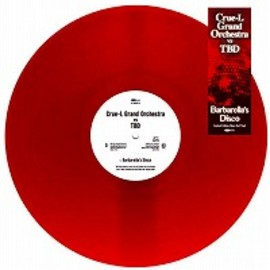 Crue-L Grand Orchestra vs TBD - Crue-L Grand Orchestra vs TBD - Barbarella's Disco