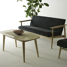 graf - Oar sofa (double)