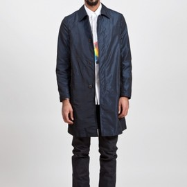 Dries Van Noten - Rowell Coat Dark Navy