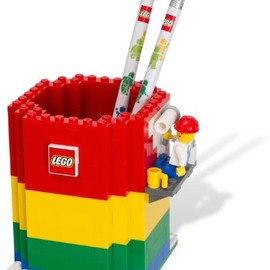 LEGO - Pencil holder ペン立て