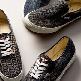 VANS - Beauty & Youth x VANS Harris Tweed Pack