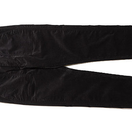 orSlow - Slim Fit Fatigue Pants-Black