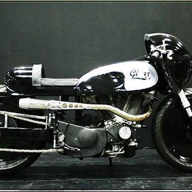 """Buell - XB9S Lightning 2005 """"Glory"""" by Hide Motorcycle"""