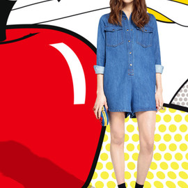 RED VALENTINO × Disney - Snow White collection look6