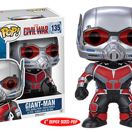 FUNKO - POP! Captain America Civil War Giant-Man
