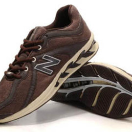 Mens new balance MW850BR Brown Toning Sneakers