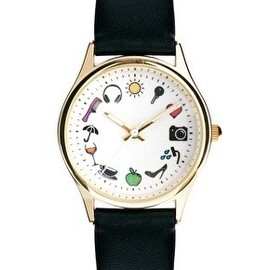 asos - A Time Tells Watch