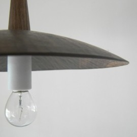 monom - wooden lamp shade