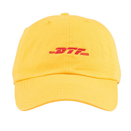 HAUS OF CIGARETTE - DTF Worldwide Hat Yellow