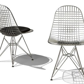Eames - Wire Chairs