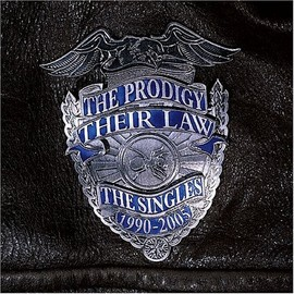 The Prodigy - Their Law:The Singles 1990–2005 (初回生産限定盤) [cd+dvd] [limited edition]