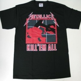 METALLICA / Kill 'Em All / T-Shirts Tシャツ メタリカ